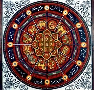 Same... Asian ancient calendar for the