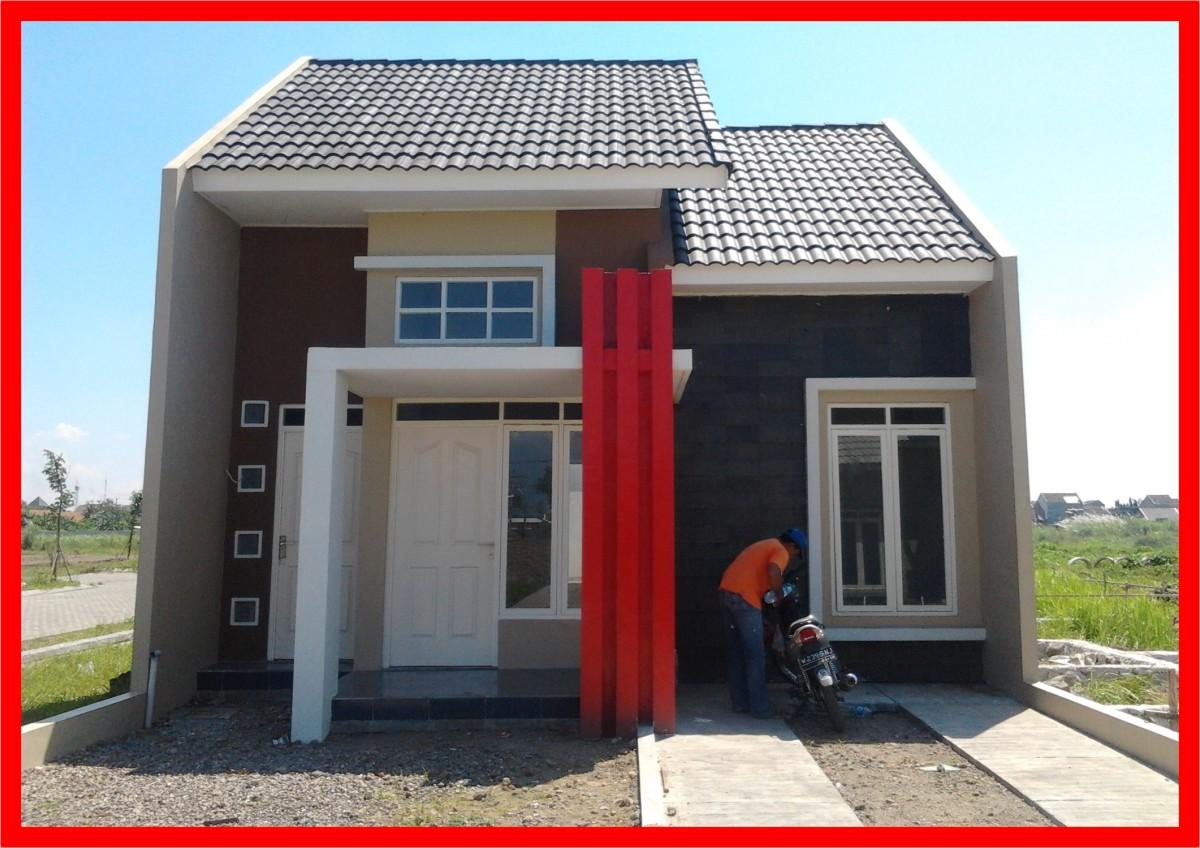 Desain Rumah Minimalis Terbaru Type 45 1 Lantai Tahun 2016 Rumah Kita