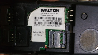 Walton OLVIO L14 Flash File