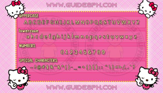 Mobile Font: Andika Font TTF, ITZ, and APK Format