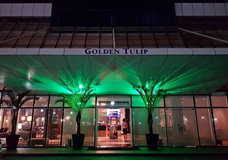 Hotel Golden Tulip Vitória