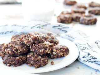 Tasty And Healthy No-Bake Cookies