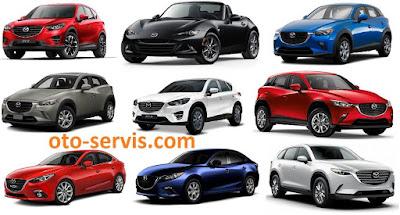 Mazda Yetkili Servisi Mersin