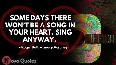 Music Singing Quotes 02