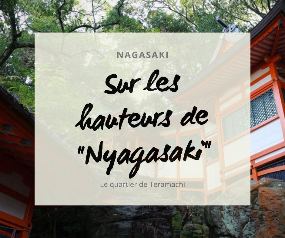 Sur les hauteurs de Nagasaki, passeport japon