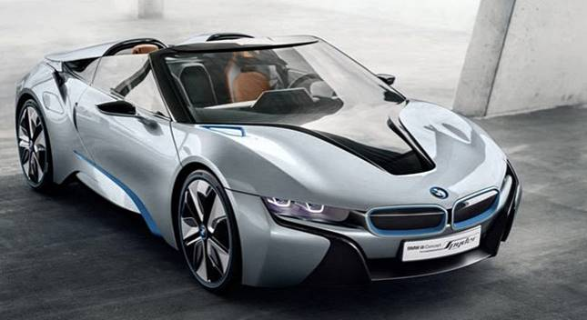 2019 BMW i8 Roadster Spyder Reviews