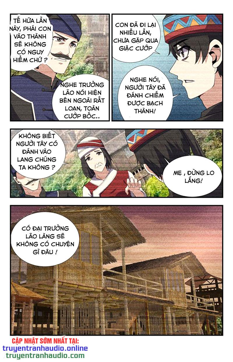 Long Ẩn Giả chap 207 - Trang 1