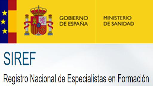 ACCESO PERSONAL AL REGISTRO NACIONAL DE ESPECIALISTAS EN FORMACIÓN