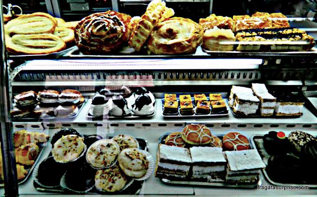 doces típicos da Andaluzia