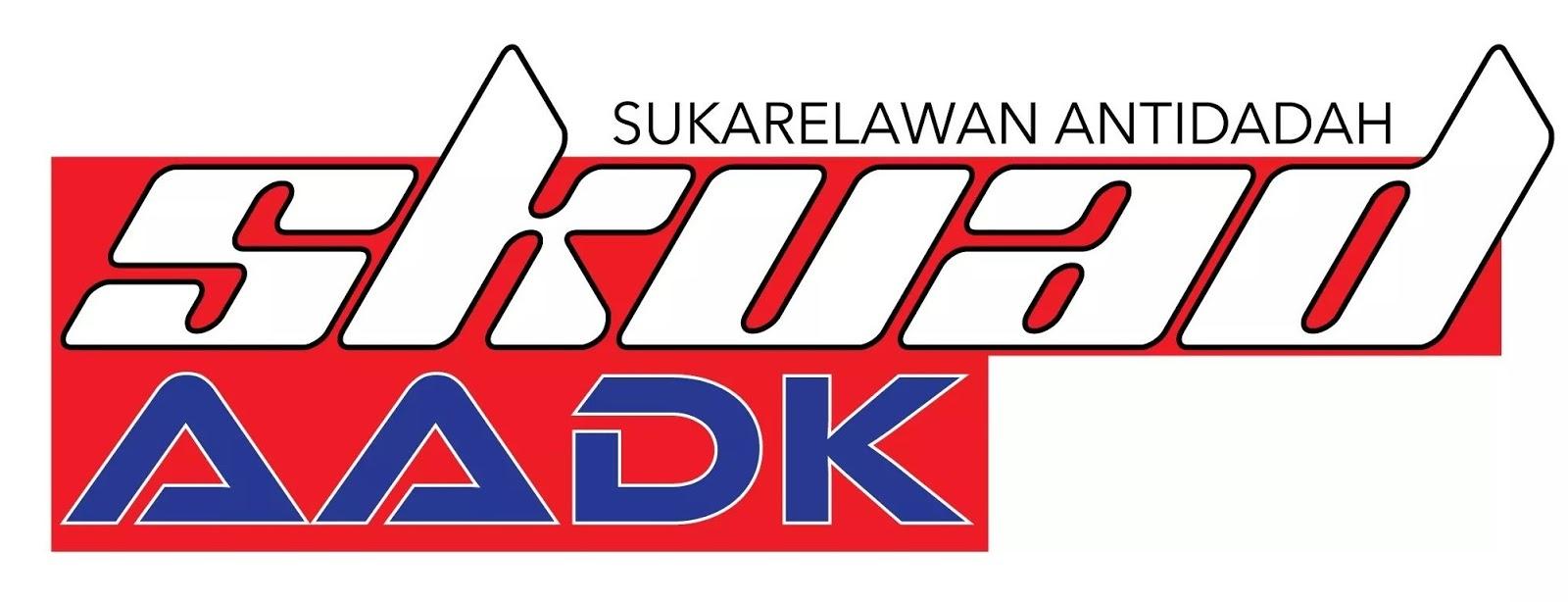 Think Health Not Drugs Logo Baru Skuad Aadk