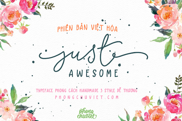 [Hand-write] FS Just Awesome Việt hóa