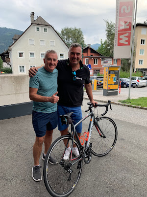 ironman Zell am see full carbon bike rental racing austria bicycle shop