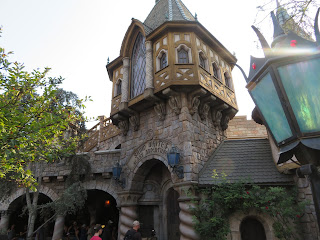 Snow White's Scary Adventures Facade Disneyland