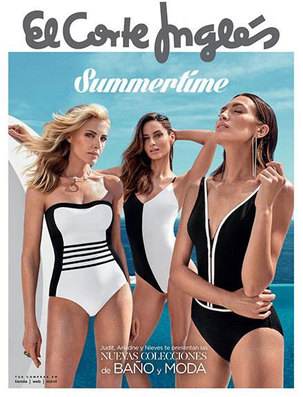 Moda Baño Summertime 2017 El Corte Inglés