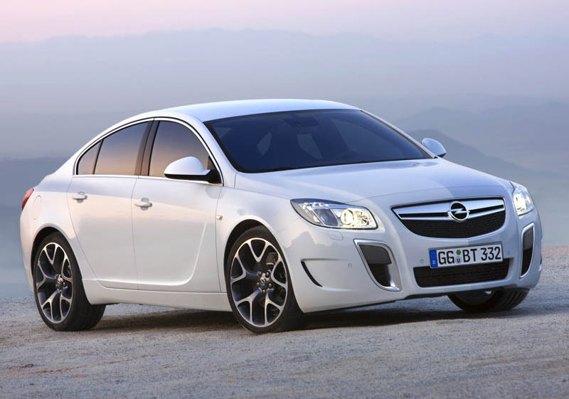 power cars opel insignia opc 2010. Black Bedroom Furniture Sets. Home Design Ideas