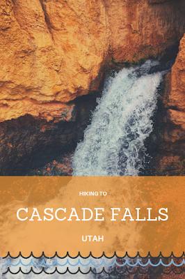Hike to Cascade Falls, Navajo Lake Utah