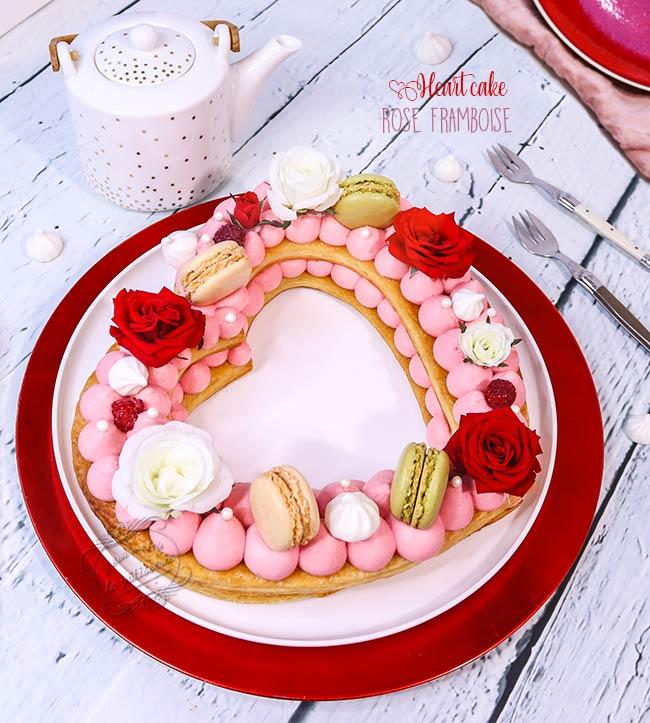 gateau-coeur-framboise-rose-saint-valentin