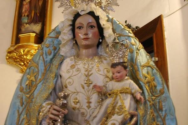 La Hdad. de Ntra. Sra. del Rosario, patrona de El Palo (Málaga) suspende sus actos
