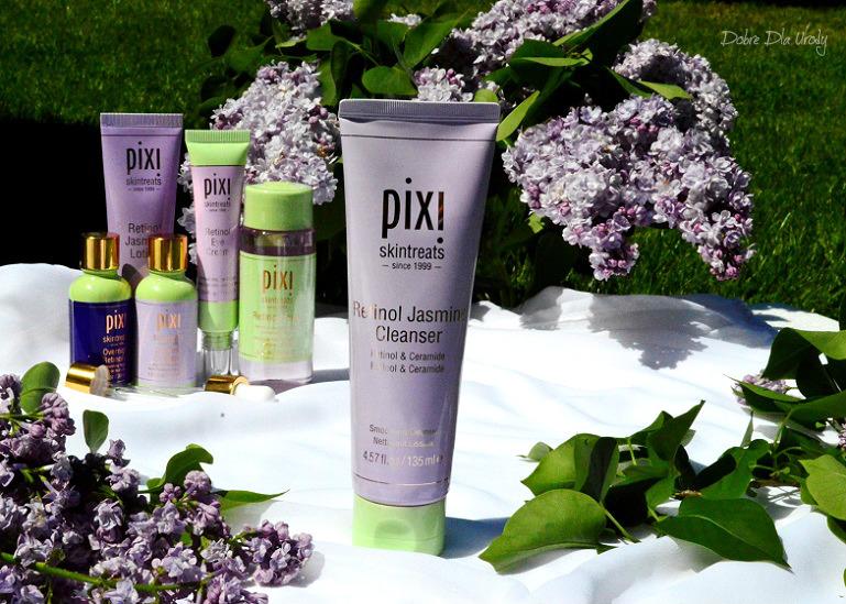 Pixi Retinol & Jasmine Collection - Retinol Jasmine Cleanser recenzja