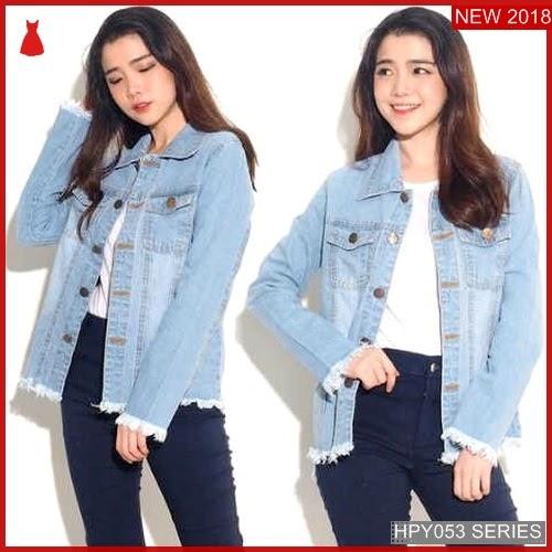 HPY053J124 Jaket Jeans Anak Chloe Murah BMGShop