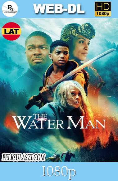 The Water Man (2021) HD WEB-Rip 1080p Latino (Line)