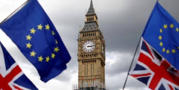 أخيرا إتمام الاتفاق بين بريطانيا والاتحاد الأوروبي