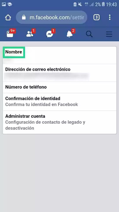 Cara Buat Nama FB Panjang dan Unik