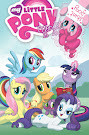 My Little Pony Paperback #2 Comic Cover A Variant