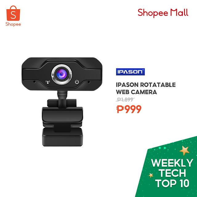 IPASON Rotatable Web Camera