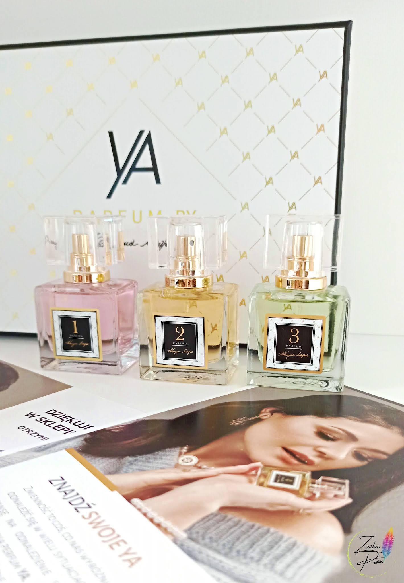 Łącz zapachy, znajdź swoje YA. Kolekcja perfum Katarzyny Cichopek