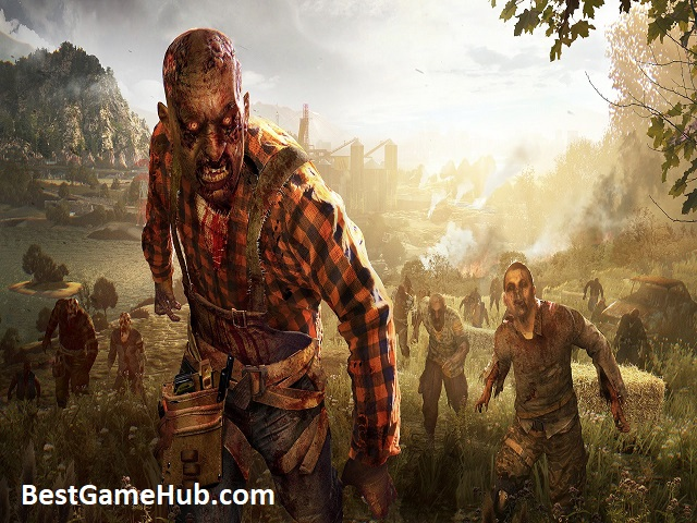 Dying Light Compressed PC Game With Crack Free Download