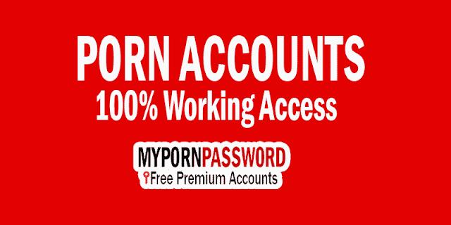 Porn accounts free BangBros Accounts