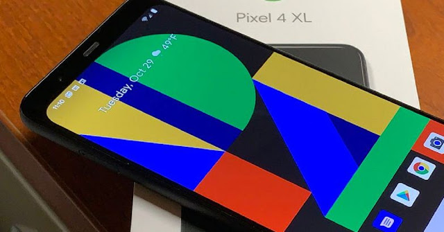Google Pixel 4 XL Review Efficiency