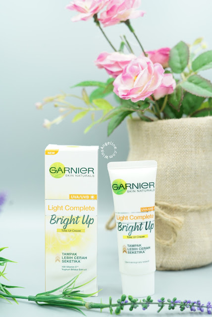 GARNIER LIGHT COMPLETE BRIGHT UP (REVIEW)
