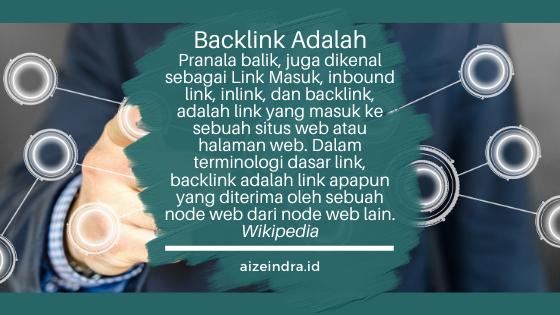backlink gratis adalah