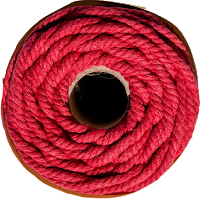 cotton cord red
