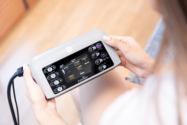 DeepZleep Amsonic Frequency Therapy Sleep Device