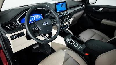 2020 Ford Escape Review, Specs, Price