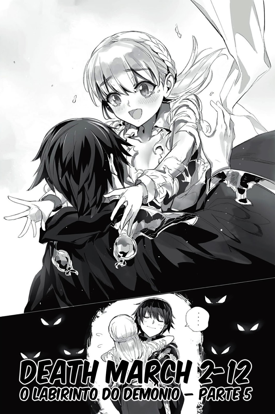 Death March To The Parallel World Rhapsody Capa Capítulo 2-12