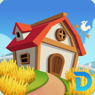 لعبة المزرعة معجزة مدينة مهكرة جاهزة مجانا، التهكير كامل