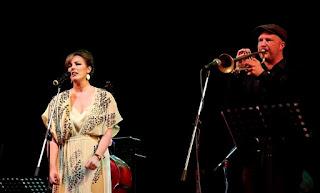 Sinne Eeg abre la temporada en el Auditorio Alfredo Kraus de Las Palmas de Gran Canaria, España / stereojazz