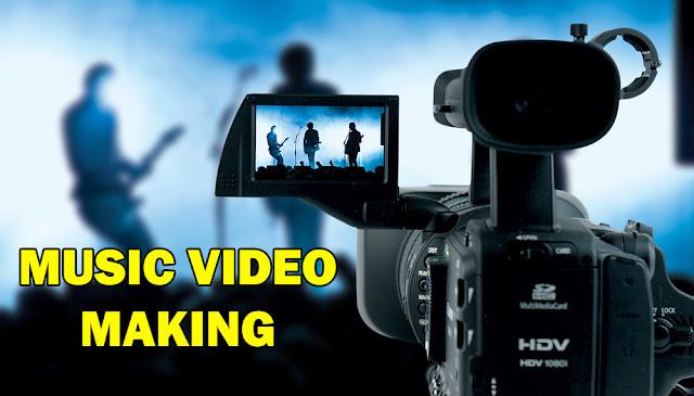 Music Video Making
