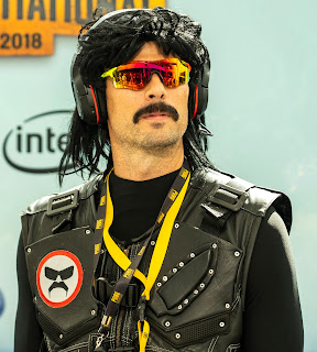 Twitch Ban Dr. Disrespect from the livestreaming platform.