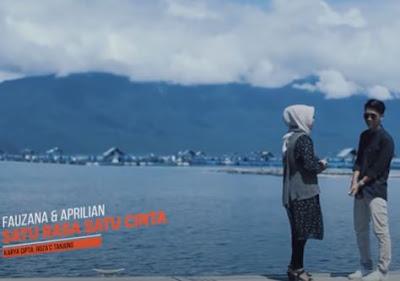 Lirik Lagu Pof Fauzana Feat Aprilian - Satu Rasa Satu Cinta