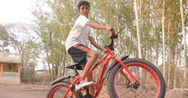जब मैंने साइकिल चलाना सीखा | हिन्दीकुंज,Hindi Website/Literary Web Patrika