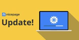 برنامج, لإنشاء, وتصميم, مواقع, انترنت, جاهزة, بدون, ترميز, Nicepage