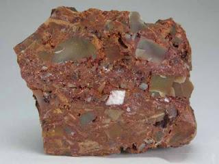 Brecha | Las rocas sedimentarias