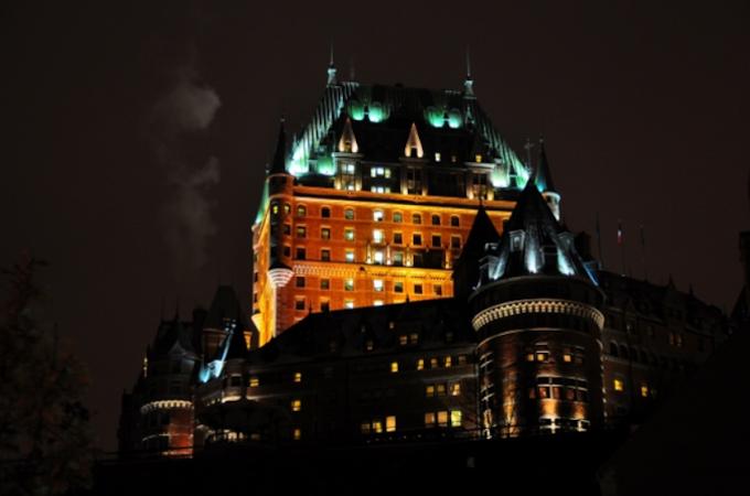 Halloween: la classifica degli hotel più spettrali al mondo