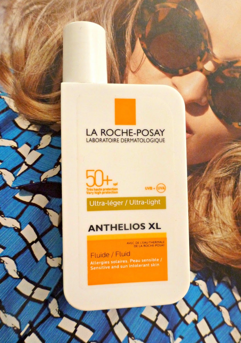 Ultra lekki fluid La Roche Posay Anthelios XL SPF50+