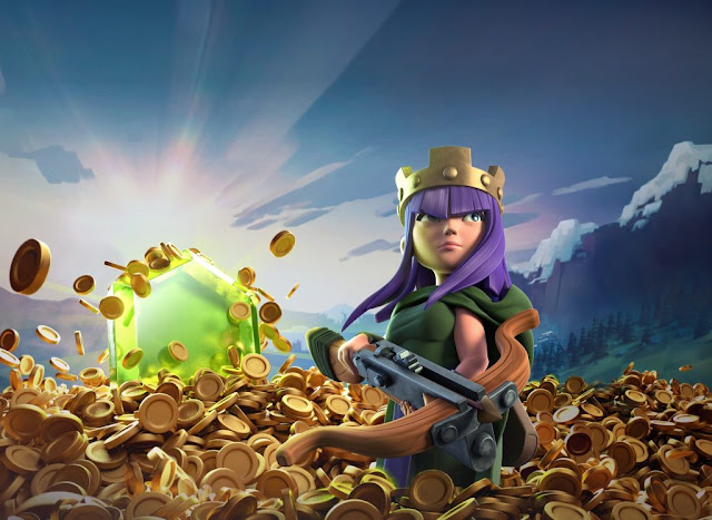 gold gems free clash of clans